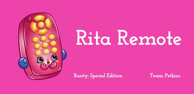 Rita Remote