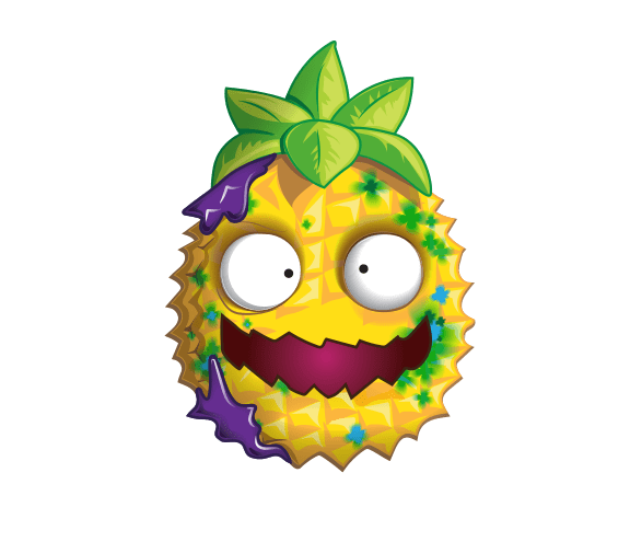 Sour Pineapple