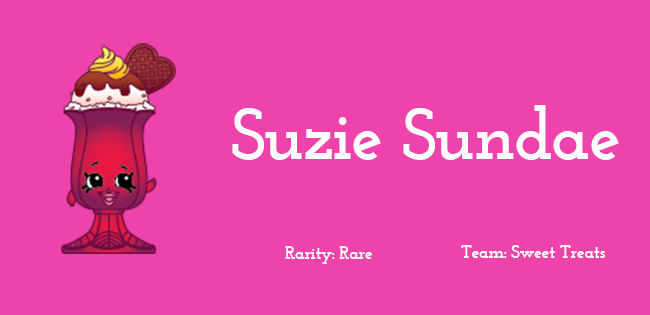 Suzie Sundae