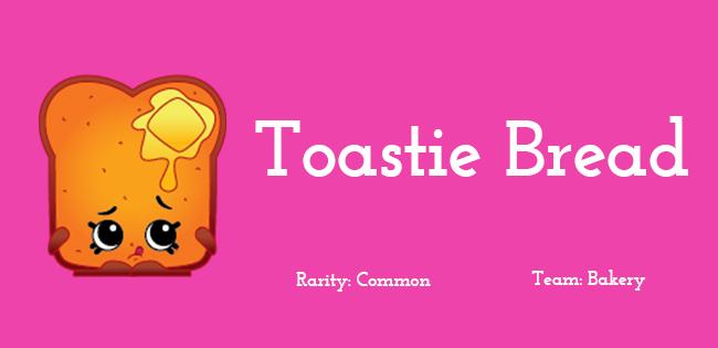 Toastie Bread