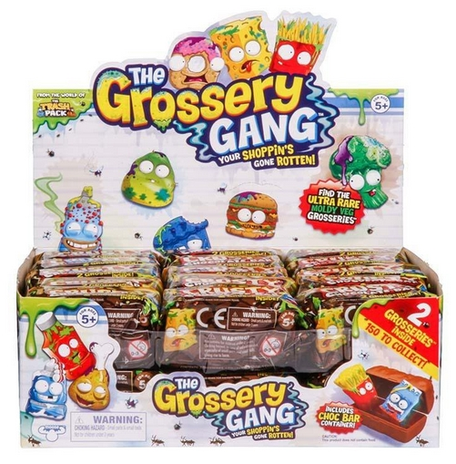 Grossery Gang Toys