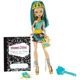 Monster High Hamburger Deco Game