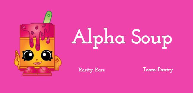 Alpha Soup