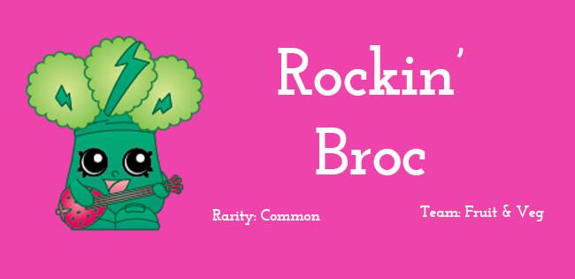 Rockin' Broc