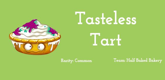 Tasteless Tart