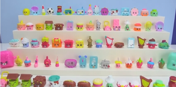 Shopkins Season 5 Tech Electric Glow and Bakery Petkins