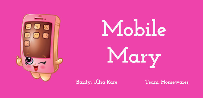 Mobile Mary