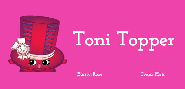 Toni Topper