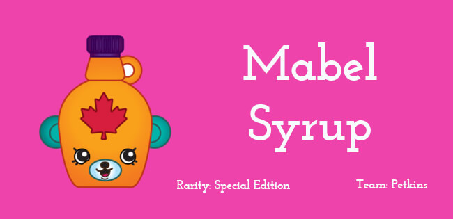 Mabel Syrup