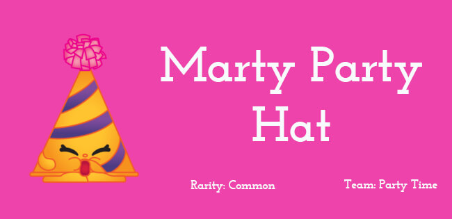 Marty Party Hat