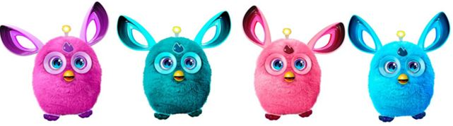 Furby Connect Colors