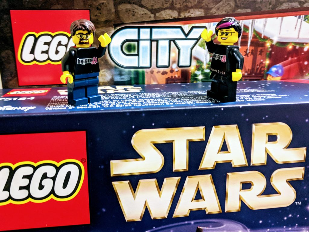 LEGO 2017 Advent City   Star Wars Calendars   Toy BreakToy Break LEGO 2017 Advent City   Star Wars Calendars