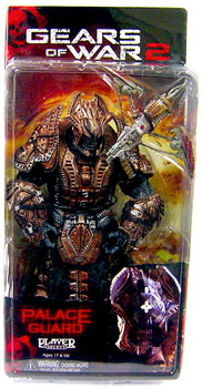 ToyDorks NECA Toys Gears Of War Theron Palace Guard