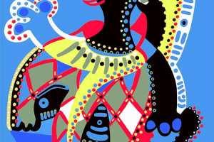 Fine Art Print - The Joker Series - Toyism. Art for sale. Buy bestselling art prints online.