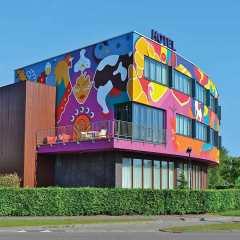Art Wallet - Hotel Ten Cate - Toyism Art Movement