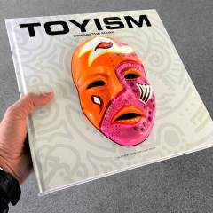 Limited Edition Toyism Behind the Mask - Toyism Art Movement