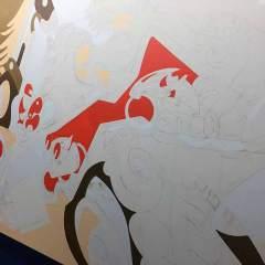 Horsepower Mania - Sketch 5 - Toyism Art Movement