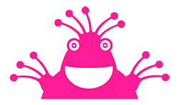 Toyism Frog Logo