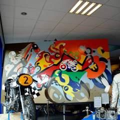 Horsepower Mania - Wil Hartog Horsepower - Toyism Art Movement