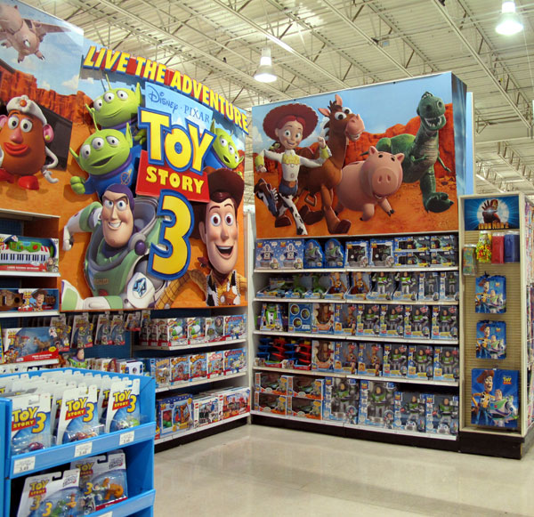 Toy Story 3 Exclusives At TRU Raving Toy Maniac The