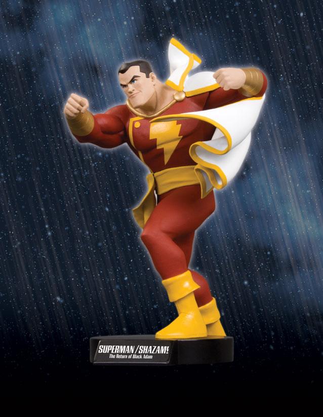 DC Showcase SupermanShazam The Return Of Black Adam DVD