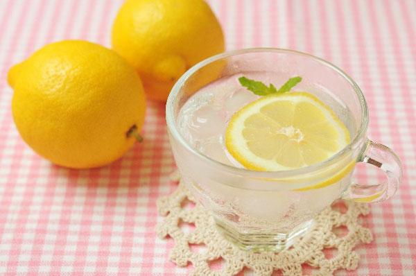 レモンとレモンスカッシュ