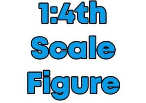 Quarter Scale Figure