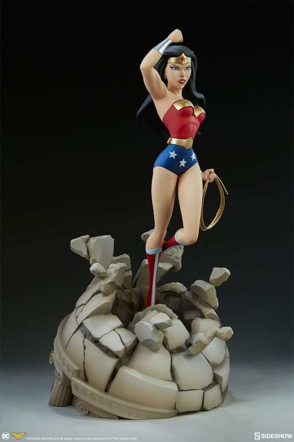dc-comics-wonder-woman-animated series-collection-statue-sideshow-200544-10