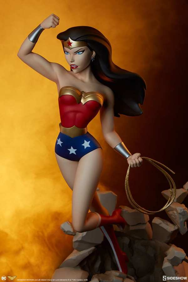 dc-comics-wonder-woman-animated series-collection-statue-sideshow-200544-24