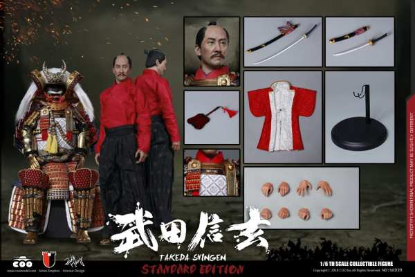 coomodel-se039-1-6-scale-series-of-empires-diecast-takeda-shingen-tiger-kai-STANDARD-img12