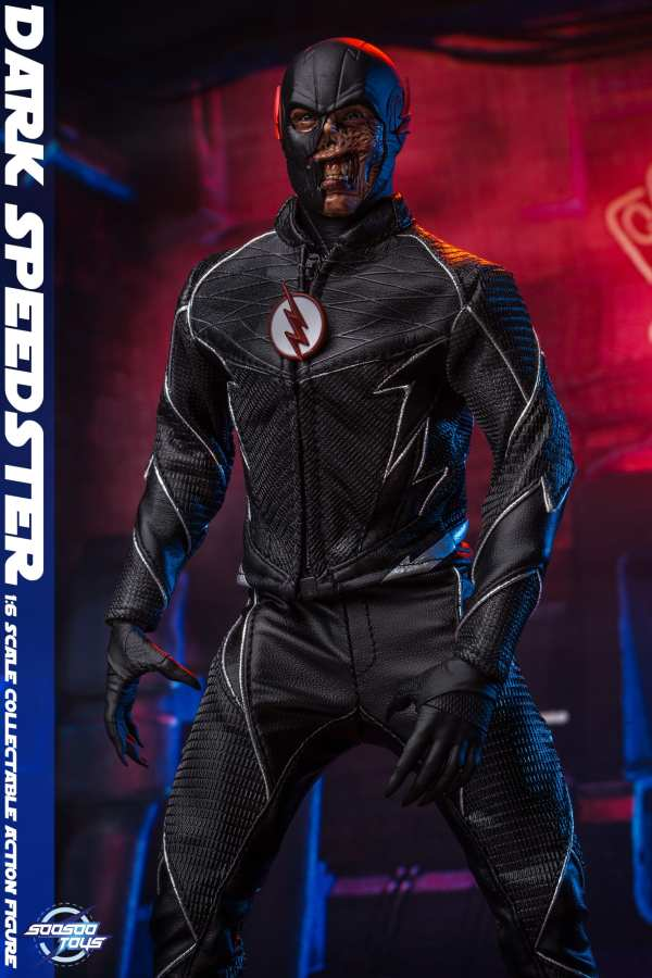 comic - NEW PRODUCT: Soosootoys: 1/6 black flash Dark speedster movable doll SST010 Soosootoys-dark-speedster-SST010-1-6-scale-figure-img13