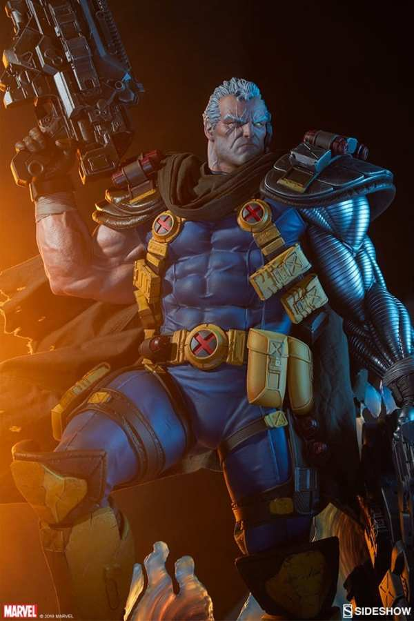 sideshow-collectibles-cable-premium-format-figure-statue-marvel-x-men-img01