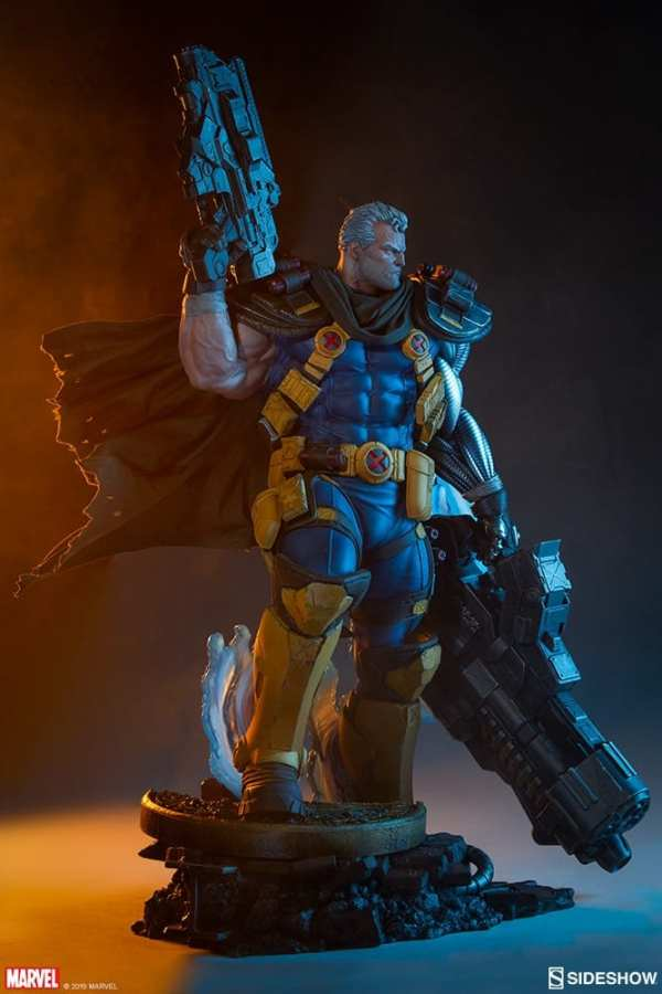 sideshow-collectibles-cable-premium-format-figure-statue-marvel-x-men-img03