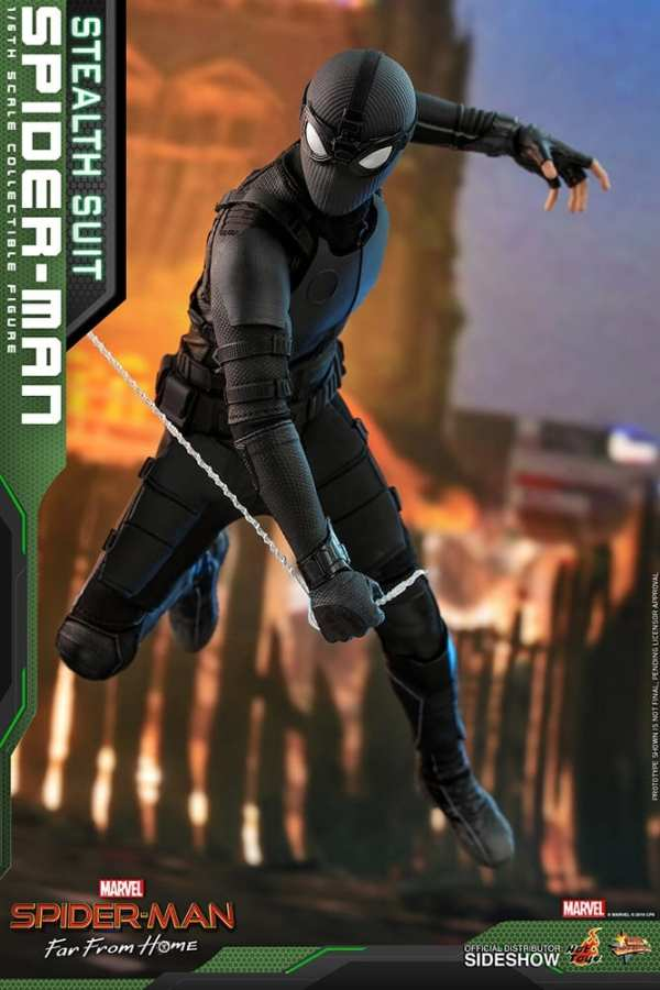 hot-toys-spiderman-stealth-suit-spiderman-far-from-home-sixth-scale-figure-mms-540-marvel-img02