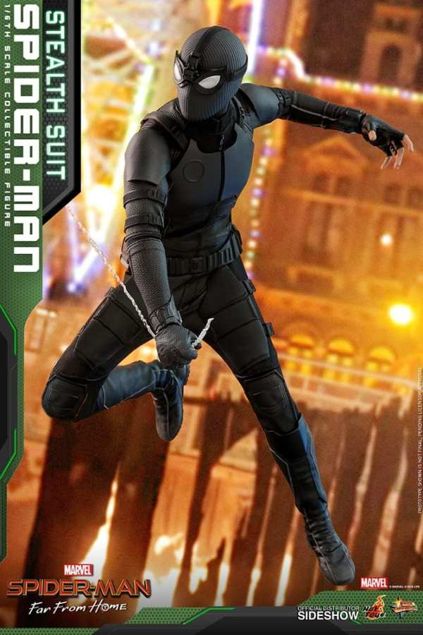 hot-toys-spiderman-stealth-suit-spiderman-far-from-home-sixth-scale-figure-mms-540-marvel-img04