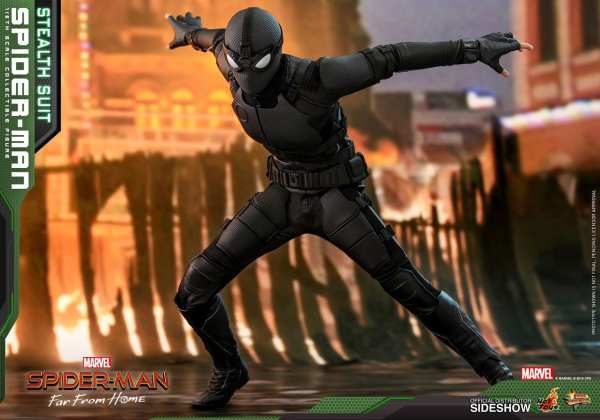 hot-toys-spiderman-stealth-suit-spiderman-far-from-home-sixth-scale-figure-mms-540-marvel-img11