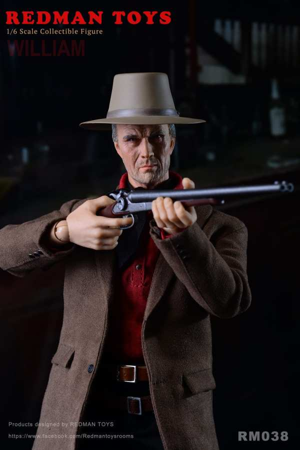 redman-toys-rm038-the-cowboy-unforgiven-william-1-6-scale-figure-sixth-scale-img06