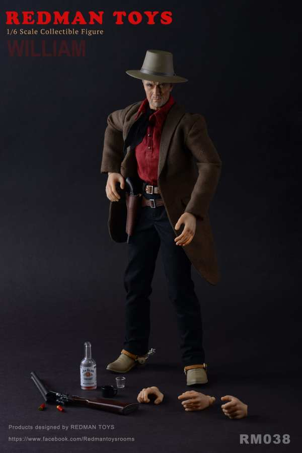 redman-toys-rm038-the-cowboy-unforgiven-william-1-6-scale-figure-sixth-scale-img08