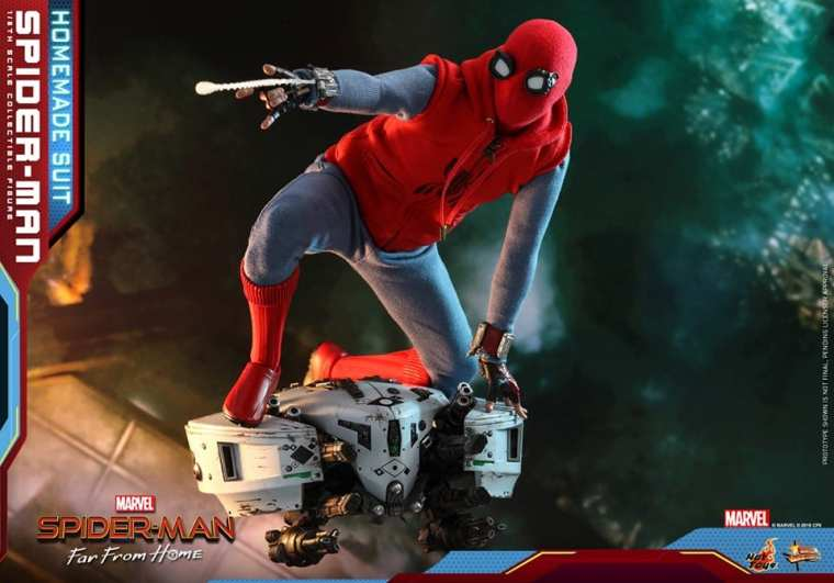 Hot Toys gives you a Second Chance to go Homemade with