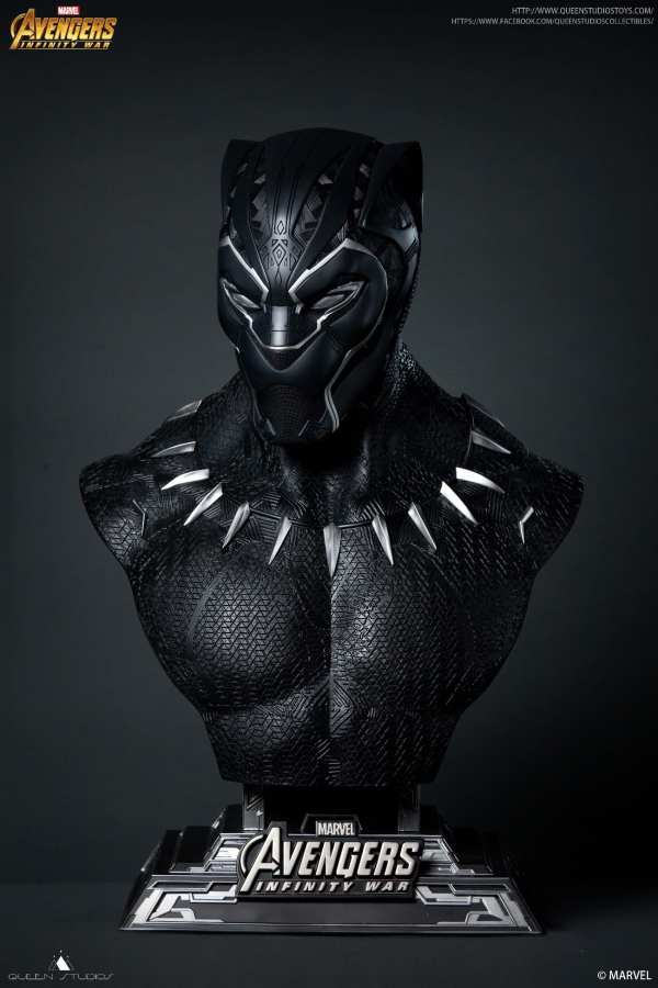 queen-studios-black-panther-life-size-1-1-scale-bust-marvel-collectibles-img01