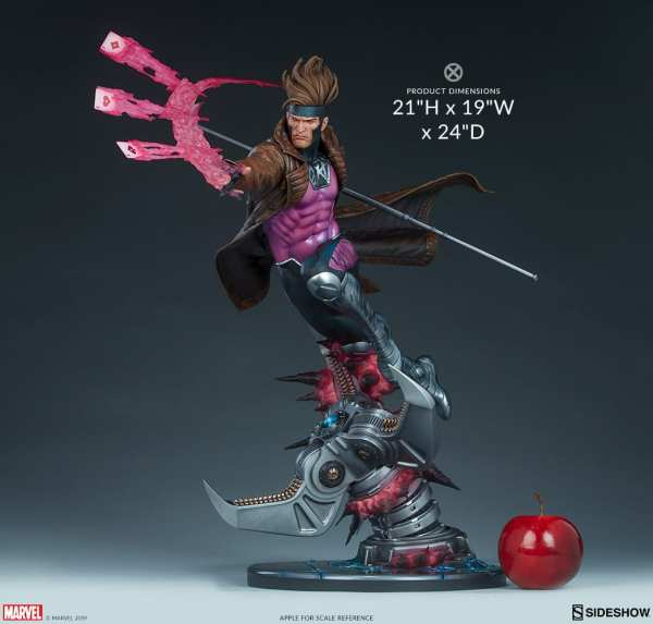 sideshow-collectibles-gambit-maquette-x-men-statue-collectibles-marvel-img04