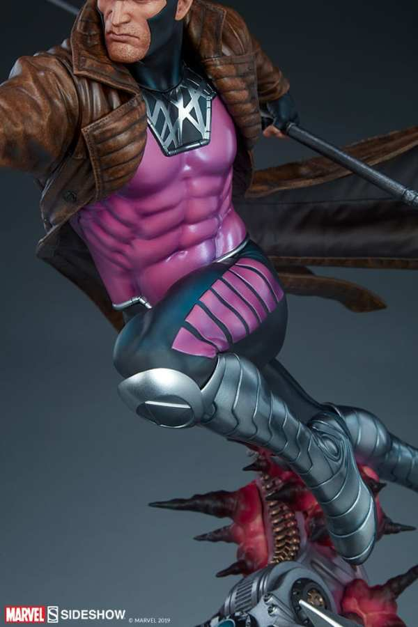 sideshow-collectibles-gambit-maquette-x-men-statue-collectibles-marvel-img13