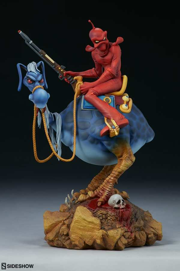 sideshow-collectibles-peace-necron-99-william-stout-red-rider-statue-wizards-img11