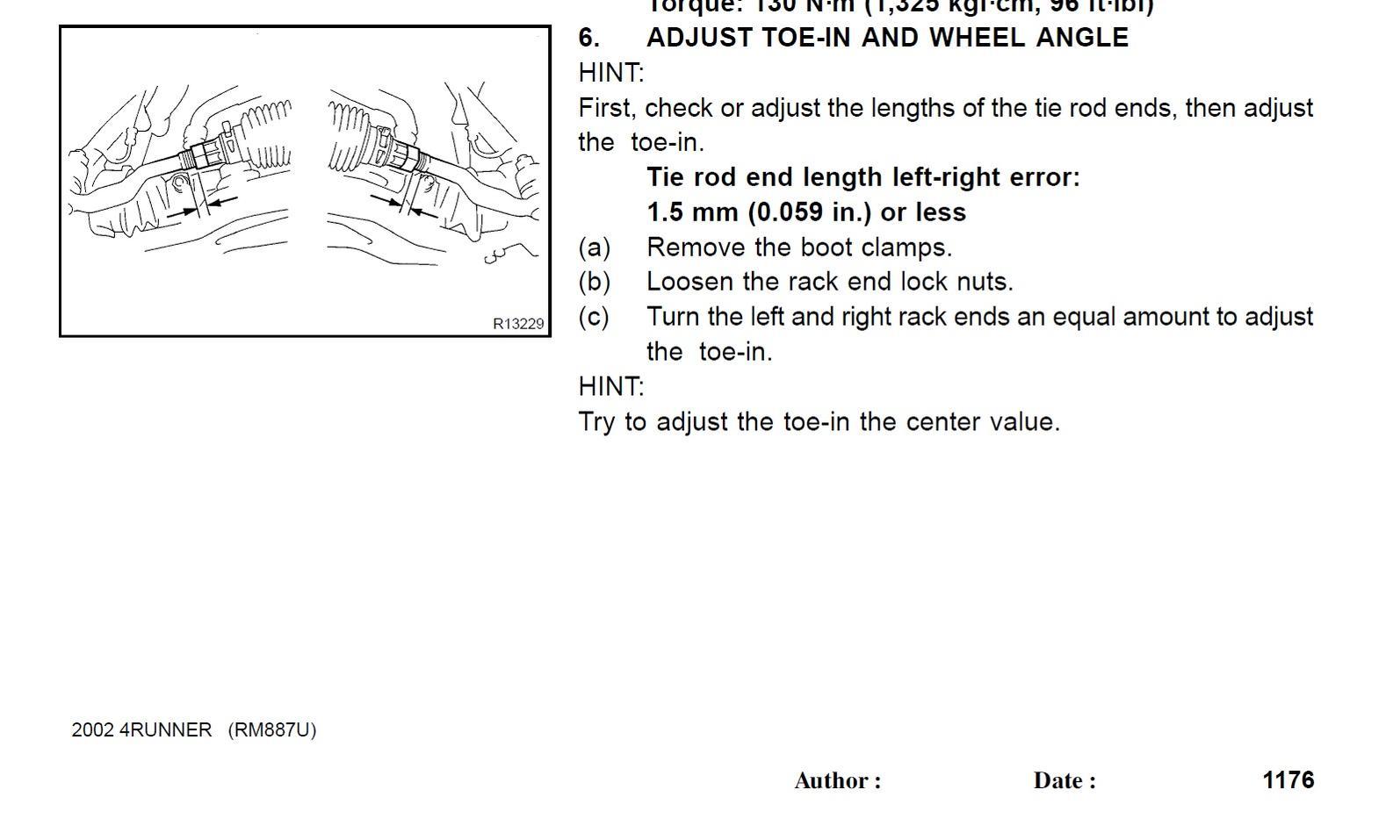 Steering Wheel Not Centered
