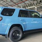 Cavalry Blue 2018 Trd Pro Sighted Toyota 4runner Forum Largest 4runner Forum