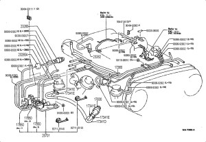 vacuum diagram help  Toyota 4Runner Forum  Largest