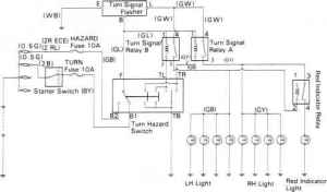 Circuit Diagram  Toyota Land Cruiser Fj4 6 Bj4 Repair