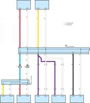 Electrical Wiring Diagram  Toyota RAV4 Wiring  Toyota