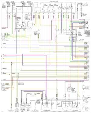 Toyota Tercel Schematic Diagrams, Toyota, Free Engine
