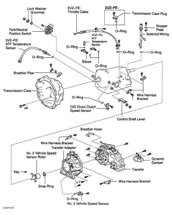 Toyota 1kz Te Engine